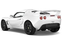 Lotus Exige S Coupé (2004 - 2011) 2 Türen seitlich hinten