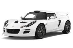 Lotus Exige S Coupé (2004 - 2011) 2 Türen seitlich vorne