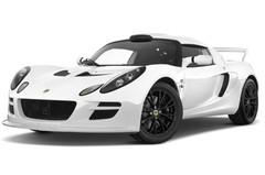 Lotus Exige S Coupé (2004 - 2011) 2 Türen seitlich vorne mit Felge