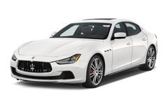 Maserati Ghibli S Q4 Limousine (2013 - heute) 4 Türen seitlich vorne