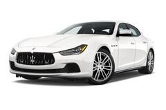 Maserati Ghibli S Q4 Limousine (2013 - heute) 4 Türen seitlich vorne mit Felge