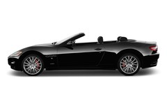 Maserati GranCabrio - Cabrio (2010 - heute) 2 Türen Seitenansicht