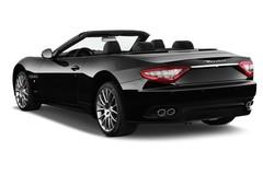 Maserati GranCabrio - Cabrio (2010 - heute) 2 Türen seitlich hinten