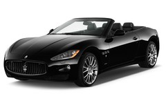 Maserati GranCabrio - Cabrio (2010 - heute) 2 Türen seitlich vorne