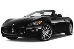 Maserati GranCabrio - Cabrio (2010 - heute) 2 Türen seitlich vorne mit Felge
