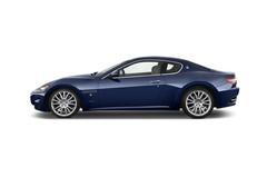 Maserati Granturismo S Coupé (2007 - heute) 2 Türen Seitenansicht