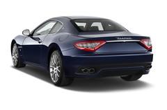 Maserati Granturismo S Coupé (2007 - heute) 2 Türen seitlich hinten