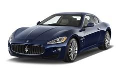 Maserati Granturismo S Coupé (2007 - heute) 2 Türen seitlich vorne