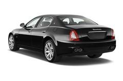 Maserati Quattroporte - Limousine (2003 - 2012) 4 Türen seitlich hinten