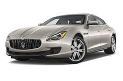 Maserati Quattroporte S Q4 V6 Awd Limousine (2013 - heute) 4 Türen seitlich vorne mit Felge