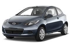 Mazda 2 Independence Kleinwagen (2007 - 2014) 3 Türen seitlich vorne