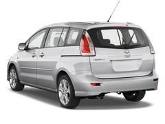 Mazda 5 Comfort Van (2005 - 2010) 5 Türen seitlich hinten
