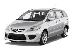 Mazda 5 Comfort Van (2005 - 2010) 5 Türen seitlich vorne