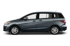 Mazda 5 Prime-Line Van (2010 - 2015) 5 Türen Seitenansicht