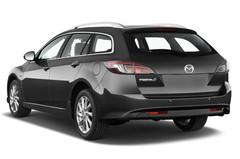 Mazda 6 Exclusive-Line Kombi (2008 - 2012) 5 Türen seitlich hinten