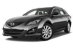 Mazda 6 Exclusive-Line Kombi (2008 - 2012) 5 Türen seitlich vorne mit Felge