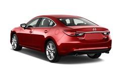 Mazda 6 Prime-Line Limousine (2012 - heute) 4 Türen seitlich hinten