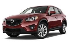 Mazda CX-5 Sports-Line SUV (2012 - 2017) 5 Türen seitlich vorne mit Felge