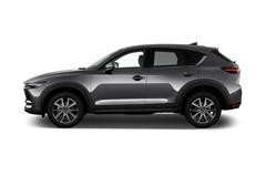 Mazda CX-5 Sports-Line SUV (2017 - heute) 5 Türen Seitenansicht