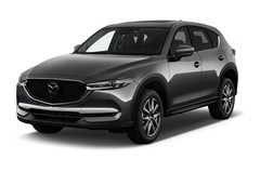 Mazda CX-5 Sports-Line SUV (2017 - heute) 5 Türen seitlich vorne