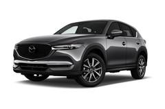 Mazda CX-5 Sports-Line SUV (2017 - heute) 5 Türen seitlich vorne mit Felge