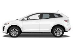 Mazda CX-7 Prime-Line SUV (2007 - 2013) 5 Türen Seitenansicht