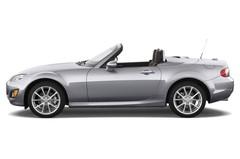 Mazda MX-5 - Cabrio (2005 - 2015) 2 Türen Seitenansicht