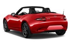 Mazda MX-5 Exclusive Line Cabrio (2015 - heute) 2 Türen seitlich hinten