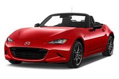 Mazda MX-5 Exclusive Line Cabrio (2015 - heute) 2 Türen seitlich vorne