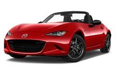 Mazda MX-5 Exclusive Line Cabrio (2015 - heute) 2 Türen seitlich vorne mit Felge