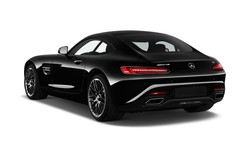 Mercedes-Benz AMG GT S - Coupé (2014 - heute) 3 Türen seitlich hinten
