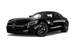 Mercedes-Benz AMG GT S - Coupé (2014 - heute) 3 Türen seitlich vorne mit Felge