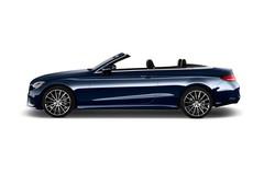 Mercedes-Benz C-Klasse AMG Line Cabrio (2016 - heute) 2 Türen Seitenansicht