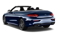 Mercedes-Benz C-Klasse AMG Line Cabrio (2016 - heute) 2 Türen seitlich hinten