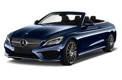 Mercedes-Benz C-Klasse AMG Line Cabrio (2016 - heute) 2 Türen seitlich vorne
