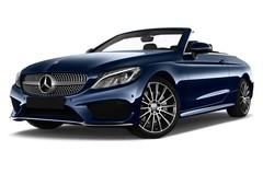 Mercedes-Benz C-Klasse AMG Line Cabrio (2016 - heute) 2 Türen seitlich vorne mit Felge