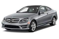 Mercedes-Benz C-Klasse - Coupé (2011 - 2015) 2 Türen seitlich vorne