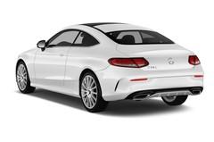 Mercedes-Benz C-Klasse AMG Line Coupé (2015 - heute) 2 Türen seitlich hinten