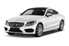Mercedes-Benz C-Klasse AMG Line Coupé (2015 - heute) 2 Türen seitlich vorne