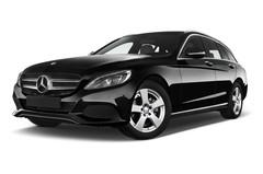 Mercedes-Benz C-Klasse Avantgarde Kombi (2014 - heute) 5 Türen seitlich vorne mit Felge