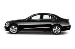 Mercedes-Benz C-Klasse Exclusive Limousine (2013 - heute) 4 Türen Seitenansicht