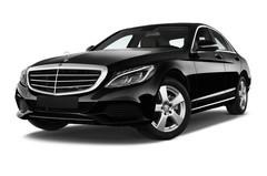 Mercedes-Benz C-Klasse Exclusive Limousine (2013 - heute) 4 Türen seitlich vorne mit Felge
