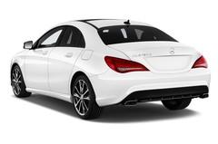 Mercedes-Benz CLA - Coupé (2013 - heute) 4 Türen seitlich hinten