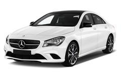 Mercedes-Benz CLA - Coupé (2013 - heute) 4 Türen seitlich vorne