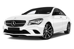 Mercedes-Benz CLA - Coupé (2013 - heute) 4 Türen seitlich vorne mit Felge