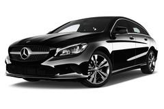 Mercedes-Benz CLA Urban Kombi (2015 - heute) 5 Türen seitlich vorne mit Felge