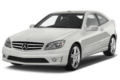 Mercedes-Benz CLC - Coupé (2008 - 2011) 3 Türen seitlich vorne