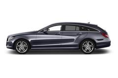 Mercedes-Benz CLS - Kombi (2012 - heute) 5 Türen Seitenansicht