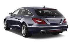 Mercedes-Benz CLS - Kombi (2012 - heute) 5 Türen seitlich hinten
