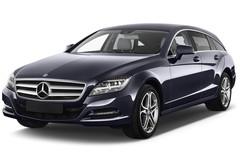 Mercedes-Benz CLS - Kombi (2012 - heute) 5 Türen seitlich vorne